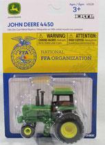 John Deere 4450 with Duals FFA  1/64 Ertl