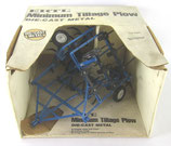 Ford Minimum Tillage Plow Vintage Ertl