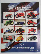1997 JLE Scale Models Toys catalog