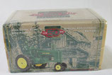 John Deere A Tractor in Wood Box