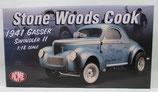 1941 Willys Stone Woods & Cook Swindler II Gasser