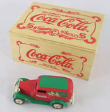 1932 Ford Panel Coca Cola Truck with Wood Box, Ertl