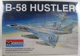 Aircraft, B-58 Hustler SAC Delta-Wing Bomber