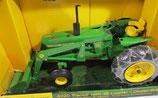 John Deere 4020 Tractor with Loader  Dealer Edition  Ertl