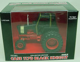 Case 1170 Black Knight Tractor Ertl 1/43 Scale