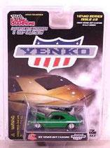 1969 Camaro Yenko 427 Rally Green