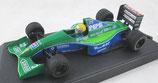 Formula 1 Jordan Ford Pepsi Car Alessandro Zanardi