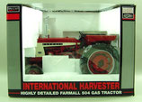 IH 504 Farmall Wide Front Tractor, High Detail