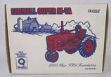 IH M-TA Super Farmall 1995 Ohio FFA Foundation Tractor, Ertl