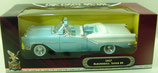 1957 Oldsmobile 88 White / Blue