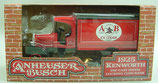 Anheuser Busch Ice Cream 1925 KW truck bank