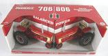IH 706 & 806 Farmall Tractor Set