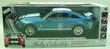 2007 Shelby Mustang GT500 Blue