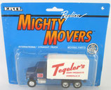 International Tegeler's Dairy Delivery Truck Ertl