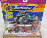 Micro Machines Puller Tractors Tuff Trax #5