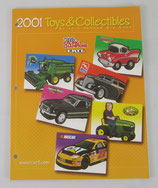 2001 Ertl Racing Champions AMT Model Catalog