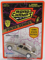 Iowa Highway Patrol Car 1997 Ford