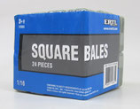 Square Hay / Straw Bales 24 Pack