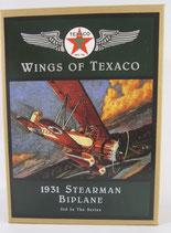 Texaco #3 1931 Stearman Biplane