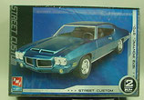 1972 Pontiac GTO model car kit