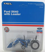 Ford 5640 Tractor with Loader Ertl 1992