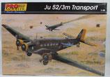 Aircraft, JU 52/3m Transporter  Pro-Modeler 1/48