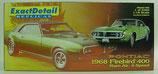 1968 Pontiac Firebird 400 Verdoro Green