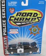 1957 Ford California Highway Patrol