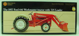Ford 641 Workmaster with 725 Loader Precision #6 Tractor