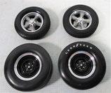 Tire GMP Drag Wheel Set