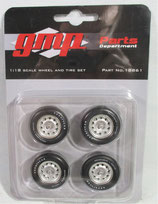 Tire GMP Tire Set 1/18 Mopar Rally Mags