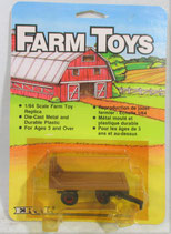 Hay Wagon IH or Massey Ertl Farm Toy