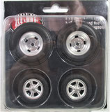 Tire GMP Gasser Wheel Set Thompson & Poole Willys 1/18