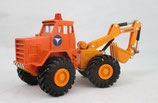 Diapet Ace Wheel Loader 1/50 scale Yonezawa Toys