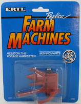 Hesston 7145 Forage Harvester 1/64 Farm Toy