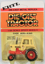 Case Agri-King Tractor 1/64 Ertl