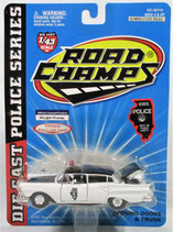 1957 Ford Illinois State Highway Patrol 1/43
