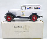 U.S. Mail 1932 Ford Ertl Bank  Sampler Edition