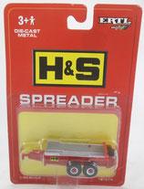 H&S Manure Spreader Ertl