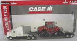 Case-IH Semi w/ STX530 Tractor