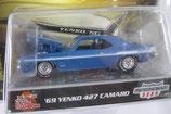 1969 Camaro Yenko 427 LeMans Blue