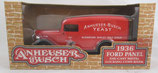Anheuser Busch 1936 Ford Panel Truck Bank **** ERROR ***