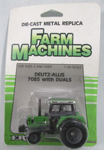 Deutz Allis 7085 with Duals Ertl Farm Machines