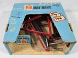 IH Hay Rake Blue Box Ertl