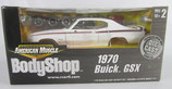 1970 Buick GSX White Kit American Muscle