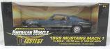 1969 Mustang Mach 1 Ford Ertl Blue