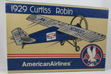 American Airlines 1929 Curtiss Robins Airplane
