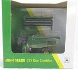 John Deere CTS Rice Combine Ertl 1/64