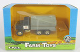 International S Series Milk Tanker Truck Black