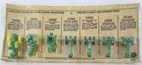 Set The Evolution of John DeereTractors 1892 to 1960 Vintage set